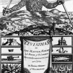 Frontispiece to Hobbes's Leviathan