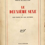 Simone de Beauvoir, Le deuxième sexe