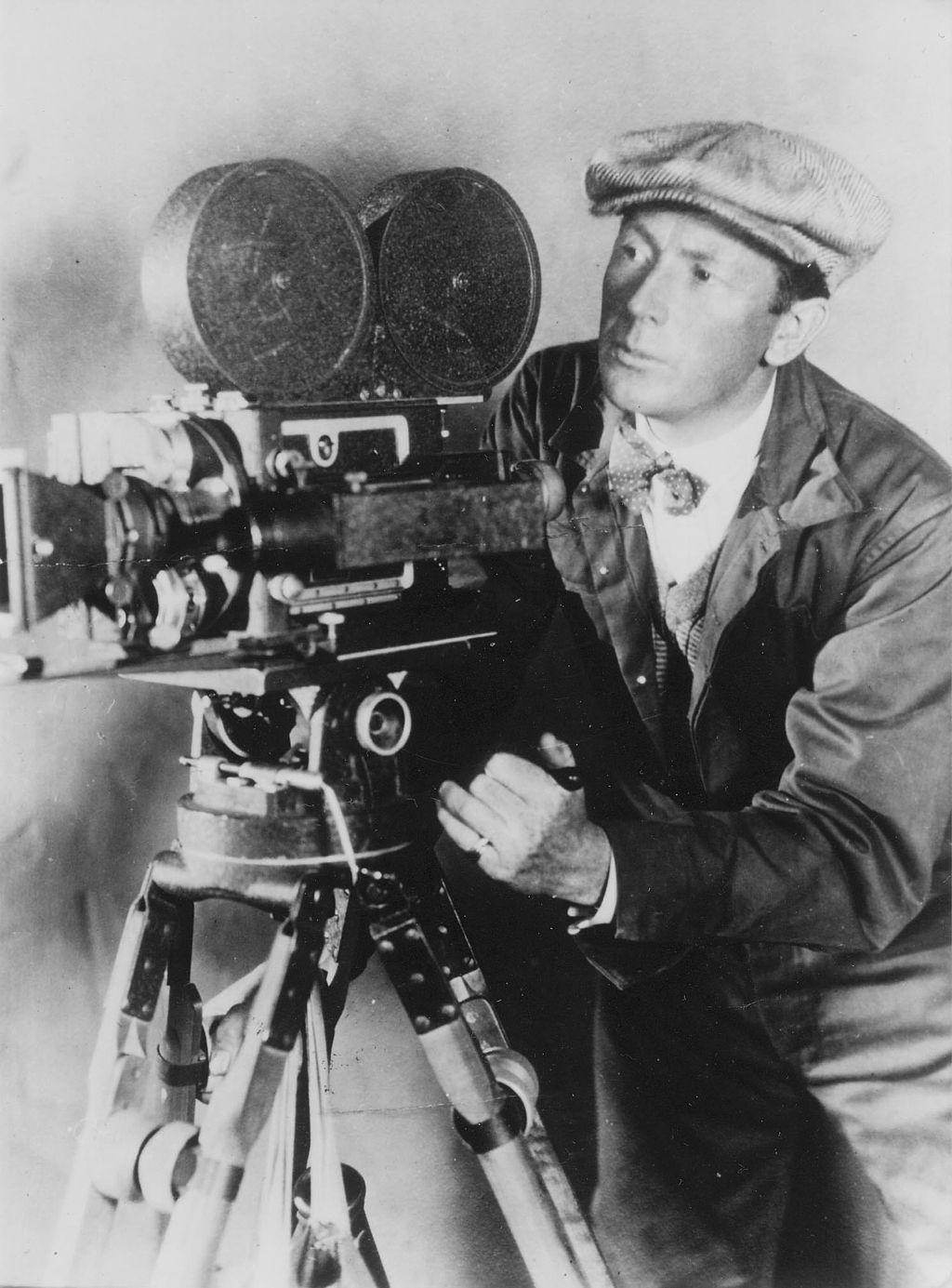 F.W. Murnau, from Wikimedia Commons