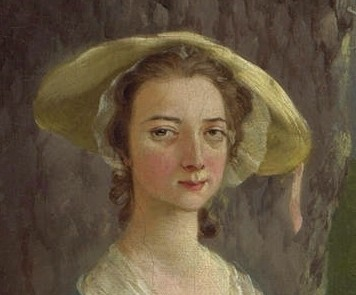 Thomas Gainsborough, detail from Mr and Mrs Andrews, Wikimedia Commons