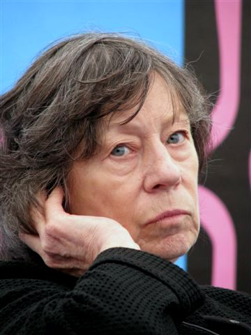 Laura Mulvey in 2010